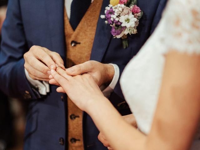 Il matrimonio di Gabriele e Letizia a Collesalvetti, Livorno 42