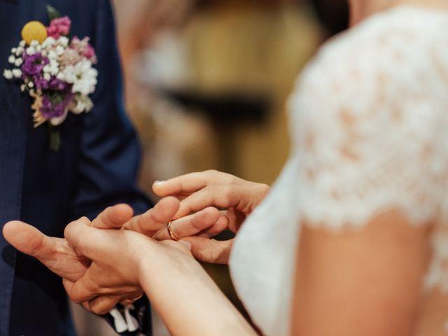 Il matrimonio di Gabriele e Letizia a Collesalvetti, Livorno 43