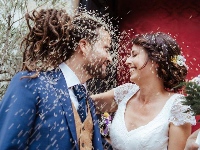 Il matrimonio di Gabriele e Letizia a Collesalvetti, Livorno 52