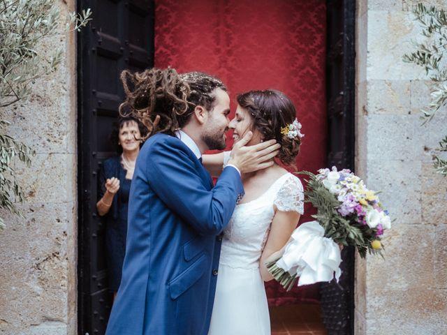 Il matrimonio di Gabriele e Letizia a Collesalvetti, Livorno 53