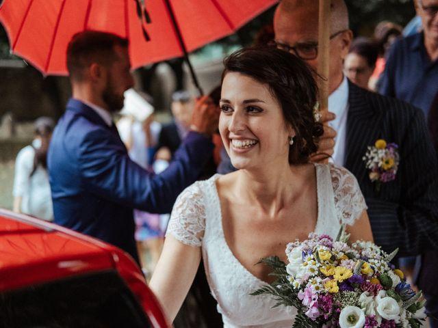 Il matrimonio di Gabriele e Letizia a Collesalvetti, Livorno 54