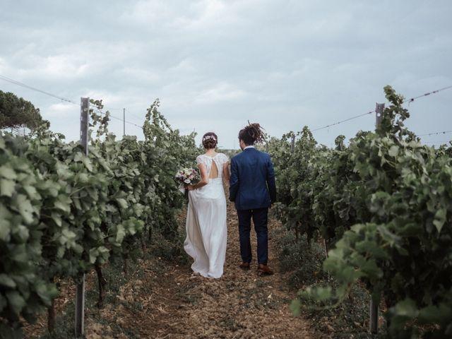 Il matrimonio di Gabriele e Letizia a Collesalvetti, Livorno 57