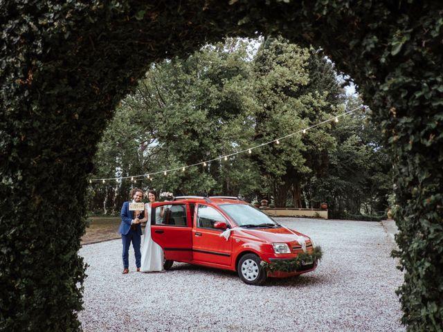 Il matrimonio di Gabriele e Letizia a Collesalvetti, Livorno 62