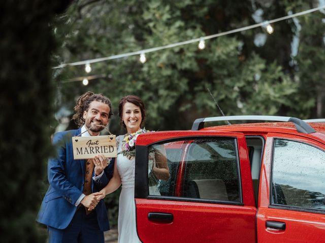 Il matrimonio di Gabriele e Letizia a Collesalvetti, Livorno 63