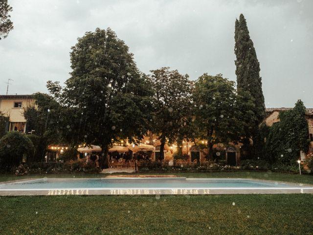 Il matrimonio di Gabriele e Letizia a Collesalvetti, Livorno 68