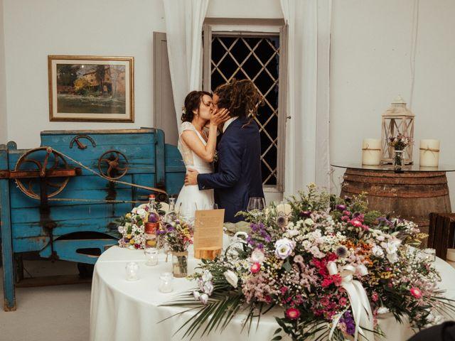 Il matrimonio di Gabriele e Letizia a Collesalvetti, Livorno 75