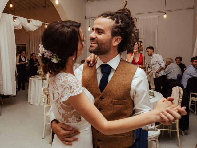 Il matrimonio di Gabriele e Letizia a Collesalvetti, Livorno 82