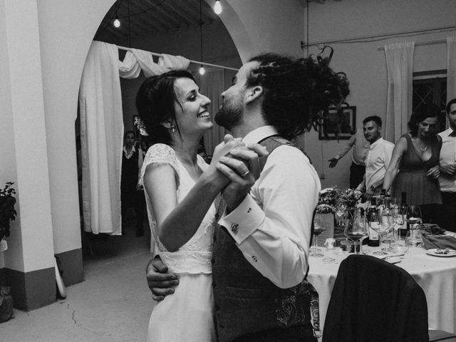 Il matrimonio di Gabriele e Letizia a Collesalvetti, Livorno 83