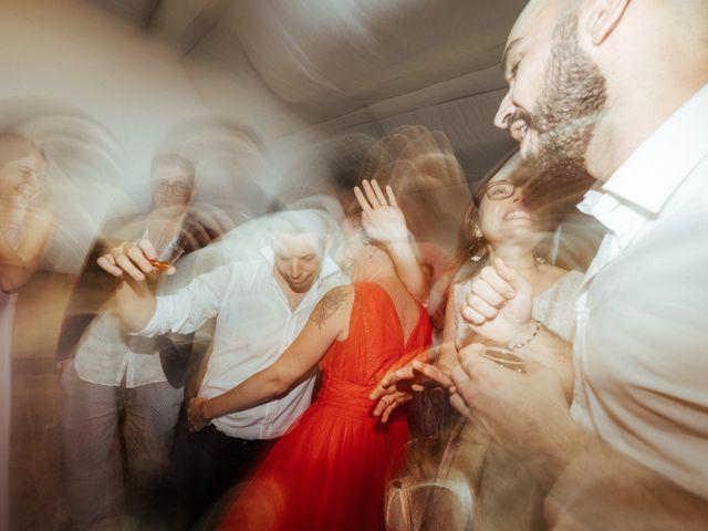 Il matrimonio di Gabriele e Letizia a Collesalvetti, Livorno 84