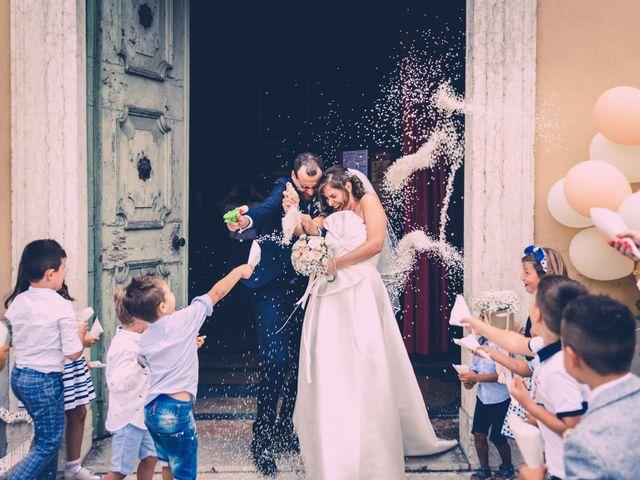 Il matrimonio di Marco e Elena a Roverbella, Mantova 12