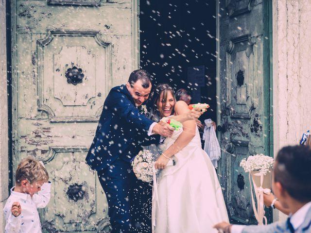 Il matrimonio di Marco e Elena a Roverbella, Mantova 13