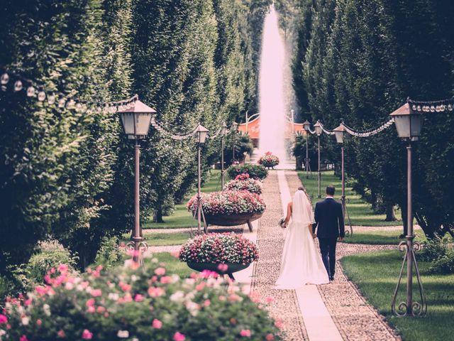 Il matrimonio di Marco e Elena a Roverbella, Mantova 18