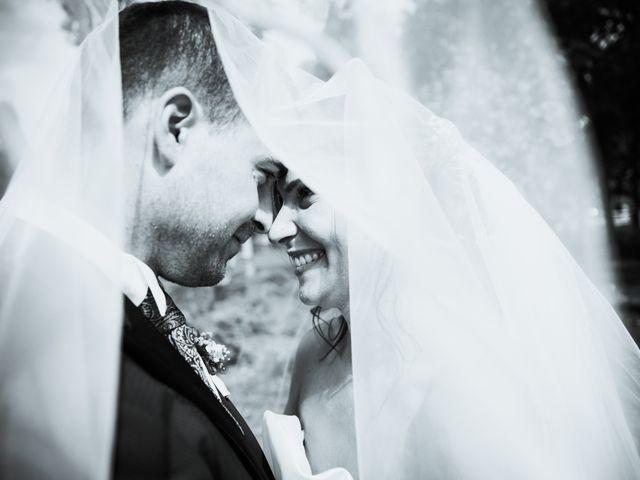 Il matrimonio di Marco e Elena a Roverbella, Mantova 25