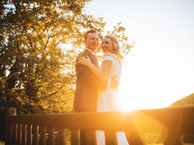 Le nozze di Imogen e Shane