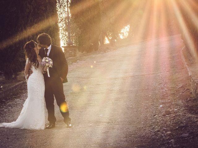 Le nozze di Alessio e Alessandra