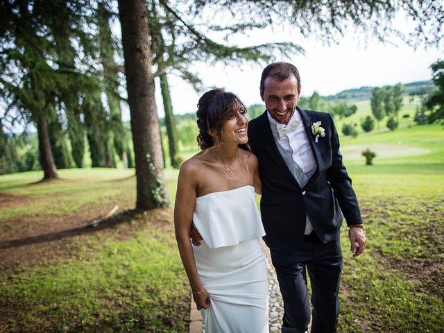 Il matrimonio di Giandomenico e Katy a Capriva del Friuli, Gorizia 73