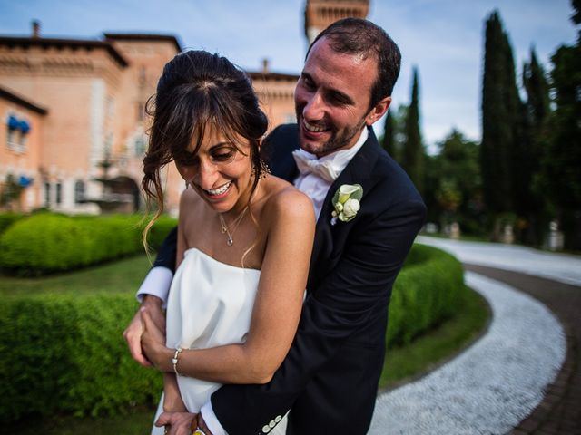 Le nozze di Katy e Giandomenico