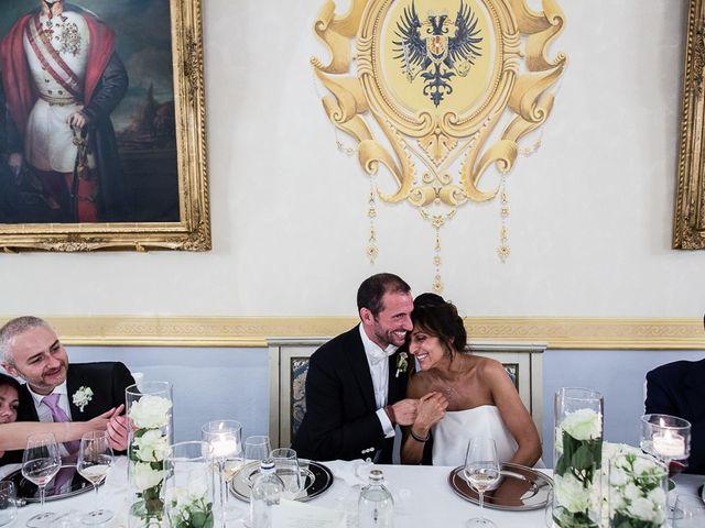 Il matrimonio di Giandomenico e Katy a Capriva del Friuli, Gorizia 98