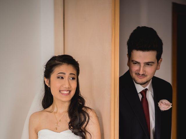 Il matrimonio di Davide e Ashley a Belgirate, Verbania 8