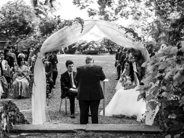 Il matrimonio di Davide e Ashley a Belgirate, Verbania 12