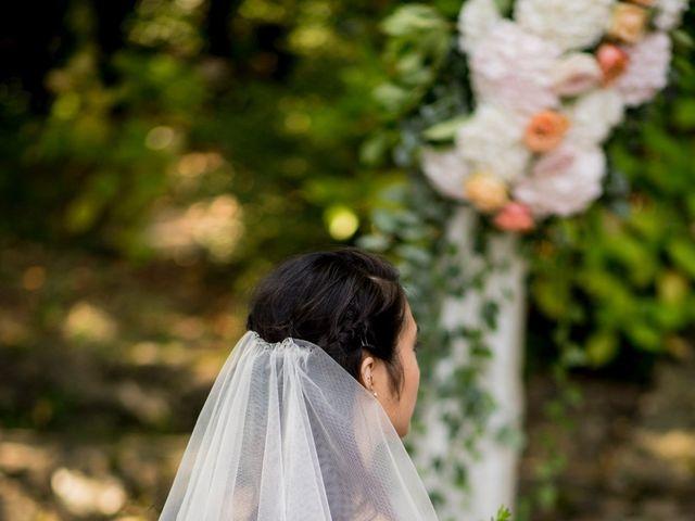 Il matrimonio di Davide e Ashley a Belgirate, Verbania 17