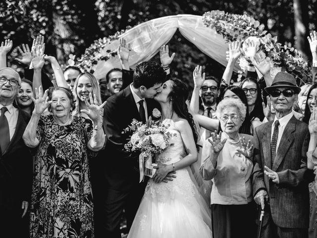 Il matrimonio di Davide e Ashley a Belgirate, Verbania 1