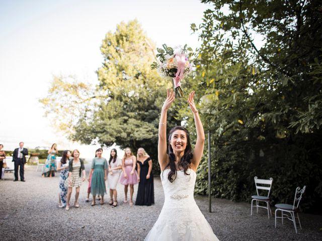 Il matrimonio di Davide e Ashley a Belgirate, Verbania 26