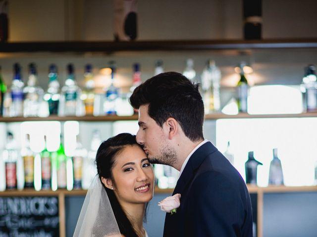 Il matrimonio di Davide e Ashley a Belgirate, Verbania 30