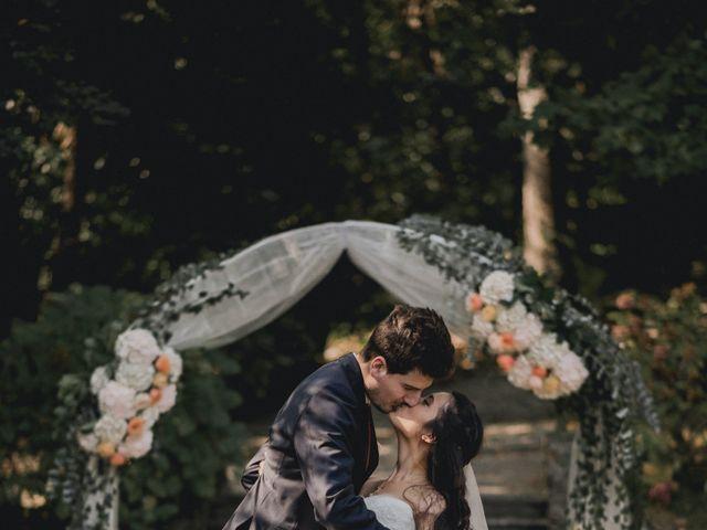 Il matrimonio di Davide e Ashley a Belgirate, Verbania 31