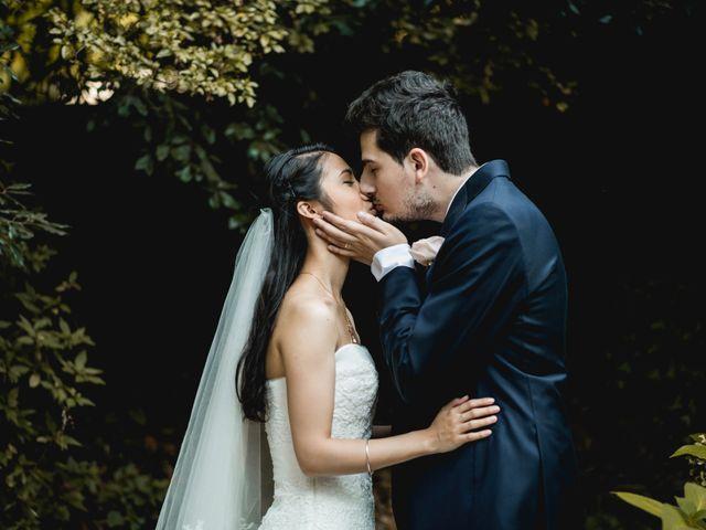 Il matrimonio di Davide e Ashley a Belgirate, Verbania 35