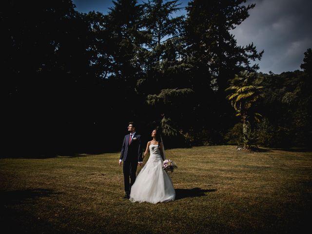 Il matrimonio di Davide e Ashley a Belgirate, Verbania 38