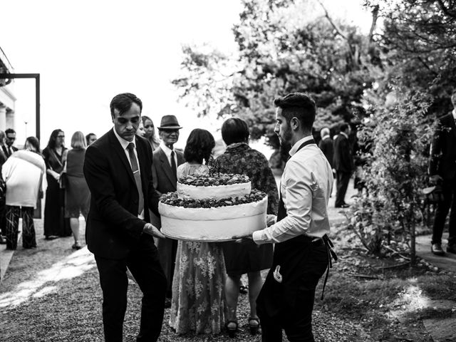 Il matrimonio di Davide e Ashley a Belgirate, Verbania 48