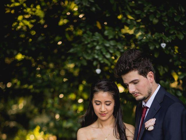 Il matrimonio di Davide e Ashley a Belgirate, Verbania 50