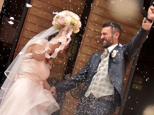 Il matrimonio di David e Valentina a Cerro Maggiore, Milano 8