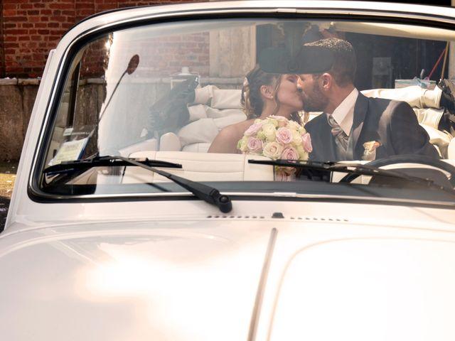 Il matrimonio di David e Valentina a Cerro Maggiore, Milano 9