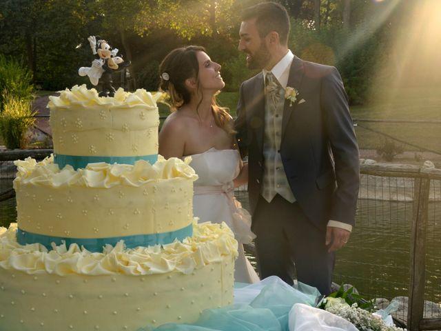 Il matrimonio di David e Valentina a Cerro Maggiore, Milano 19