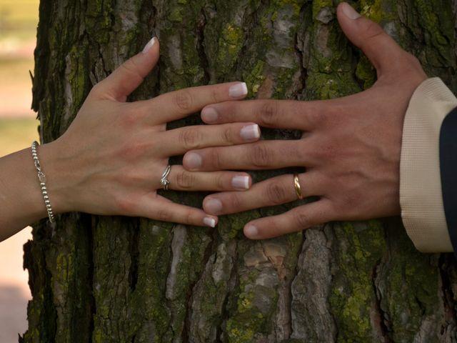 Il matrimonio di David e Valentina a Cerro Maggiore, Milano 14