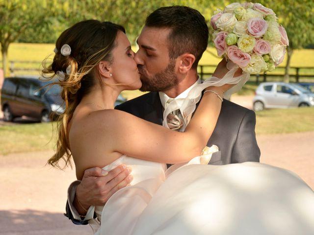 Il matrimonio di David e Valentina a Cerro Maggiore, Milano 15