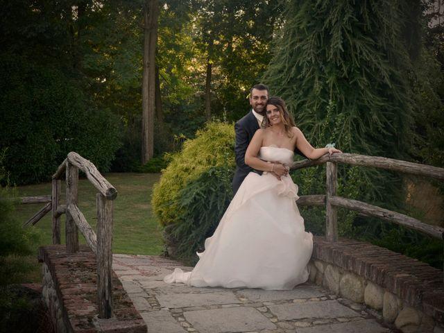 Il matrimonio di David e Valentina a Cerro Maggiore, Milano 17