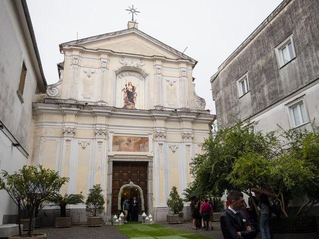 Il matrimonio di Alfonso e Anna a Salerno, Salerno 36