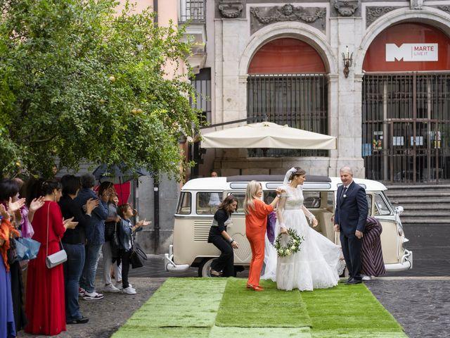 Il matrimonio di Alfonso e Anna a Salerno, Salerno 40