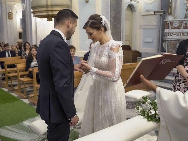 Il matrimonio di Alfonso e Anna a Salerno, Salerno 47
