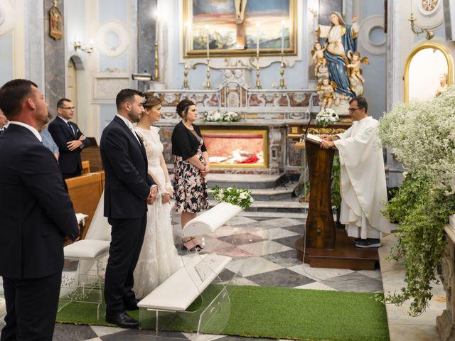 Il matrimonio di Alfonso e Anna a Salerno, Salerno 48