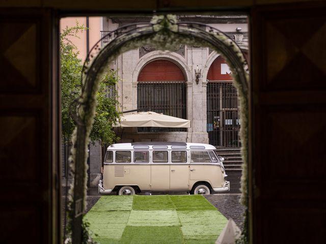 Il matrimonio di Alfonso e Anna a Salerno, Salerno 49