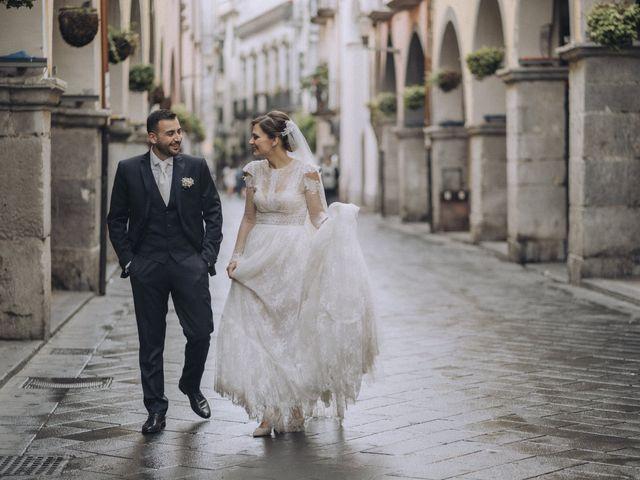 Il matrimonio di Alfonso e Anna a Salerno, Salerno 53