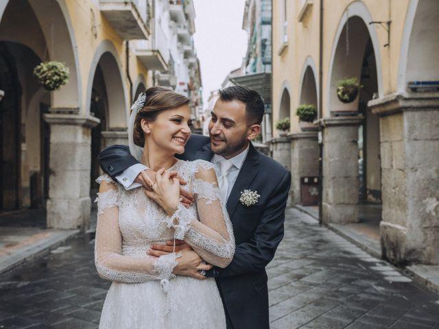 Il matrimonio di Alfonso e Anna a Salerno, Salerno 56