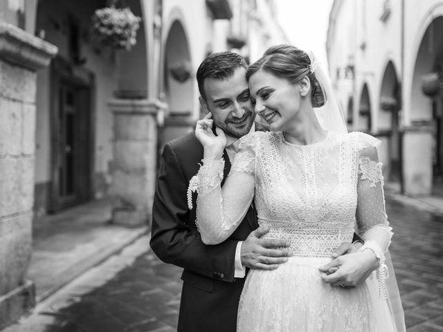 Il matrimonio di Alfonso e Anna a Salerno, Salerno 57