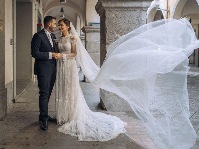 Il matrimonio di Alfonso e Anna a Salerno, Salerno 60