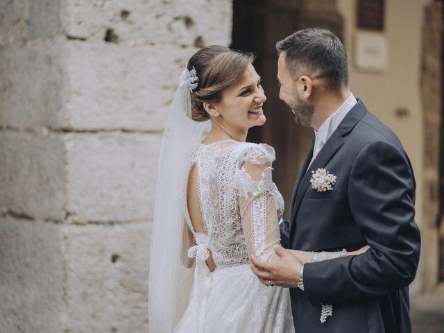 Le nozze di Anna e Alfonso