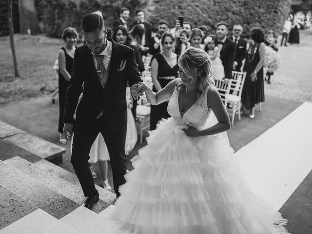 Il matrimonio di Alessandro e Alice a Sutri, Viterbo 13